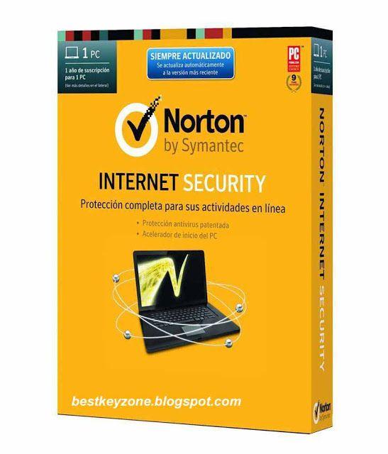 norton internet security product key 2018