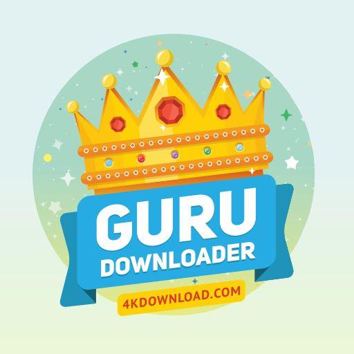 He desbloqueado el logro Guru Downloader en 4K Video Downloader, una increíble aplicación para descargar vídeo, audio, subtítulos, listas de reproducción y canales de YouTube. Guarda vídeo en MP4, MP3, MKV, FLV, 3GP, 4K, etc. ¡Échale un vistazo!