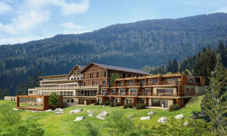 Architekturbüro DI Thomas Barbist   Hotel Mohr Life Resort