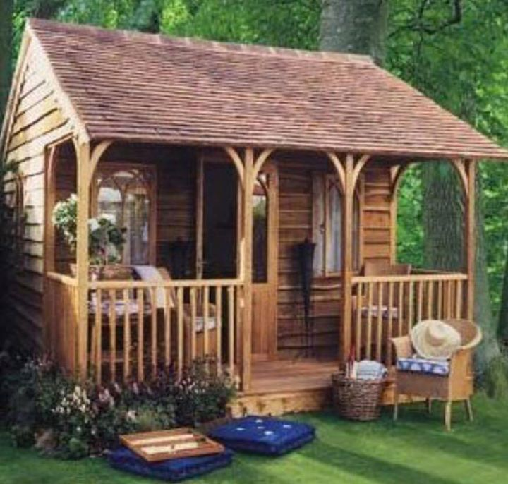 Cute Retreat Prefab Wooden Cabin Kit For Sale From bzbcabinsandoutdoors net Solid wood cabin kits for hunting fishing camping guesthouse or garden cabin