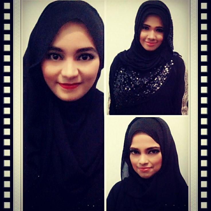 Dubai hijab dress