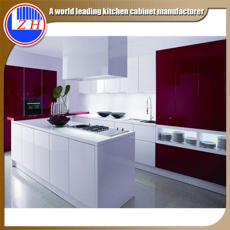 India paint colors Melamine MDF plywood modular kitchens ...