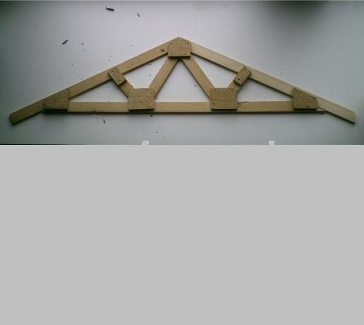 Plans How To Build Roof Trusses How To Build Plans
