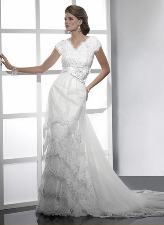 1000  images about WEDDINGS - LDS on Pinterest  Wedding dress ...