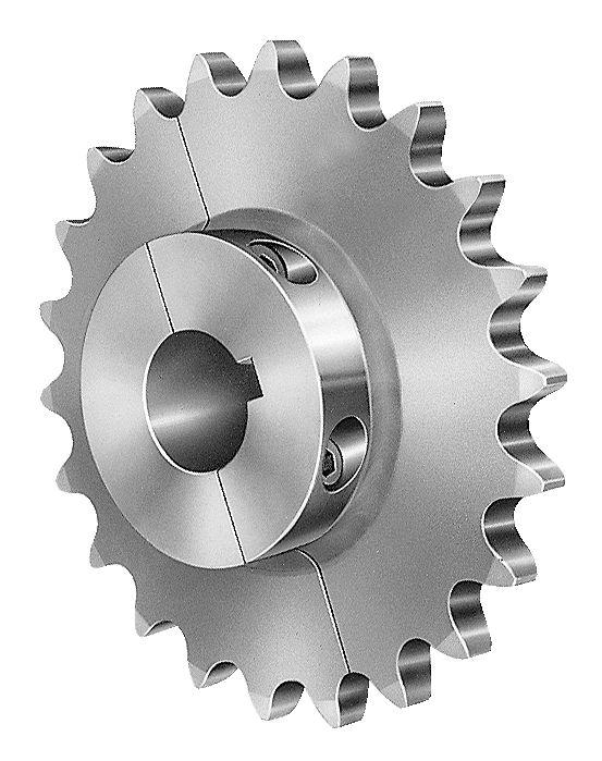 Split Hubs For Roller Chain Sprockets Linn Gear