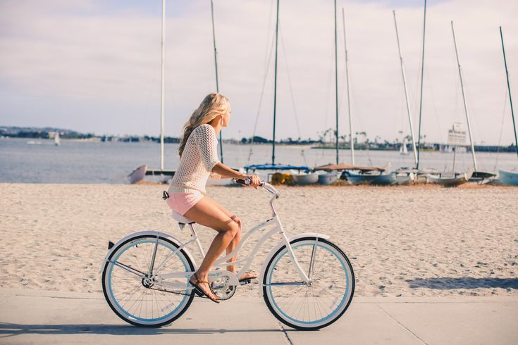 It's always high time for a bike ride.