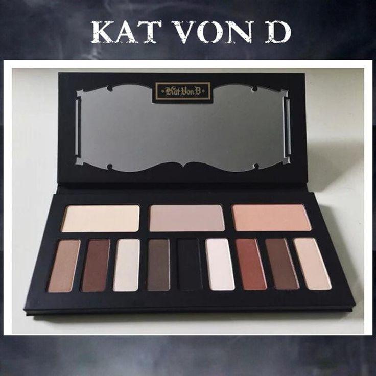 Kat Von D Shade & Light Contour Palette