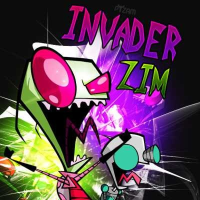 Invader Zim, messed up comedy, for kids and adults alike!