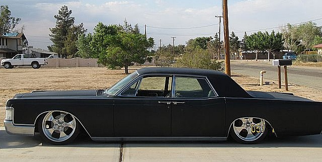 1969 Lincoln Continental I Had One Of These Opera Doors