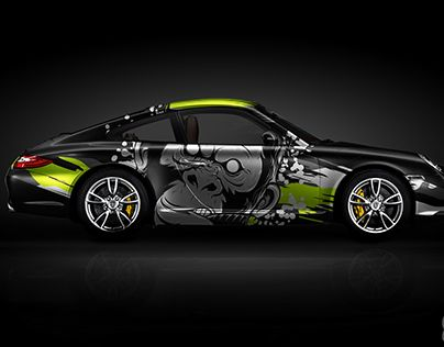 """Check out new work on my @Behance portfolio: """"Car Wrapping Project"""" http://be.net/gallery/49942441/Car-Wrapping-Project"""
