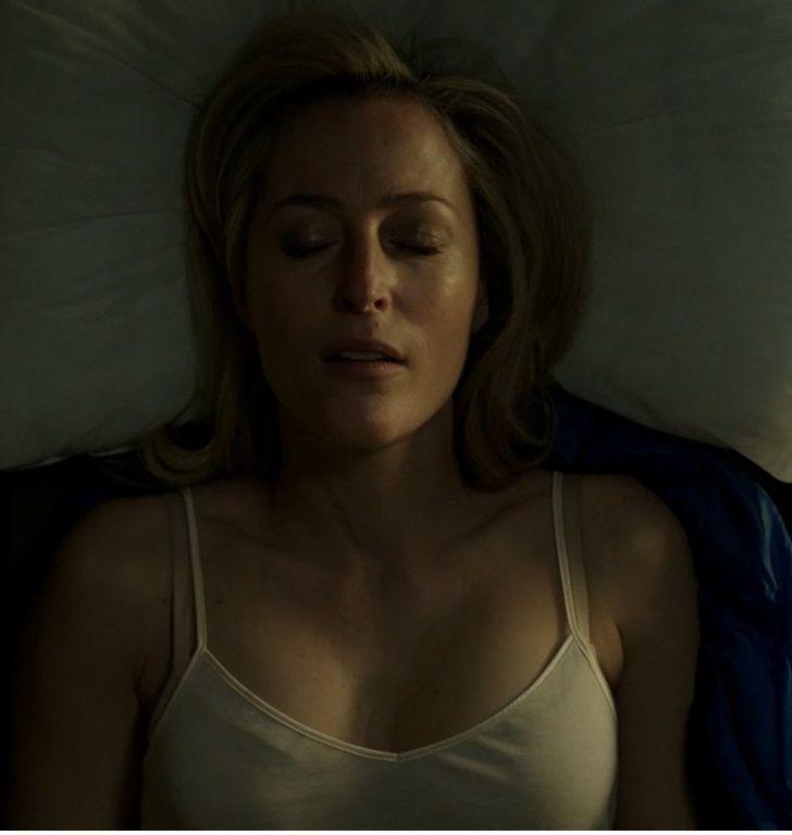 killing me softly | Gillian Anderson: Flawless Human ...