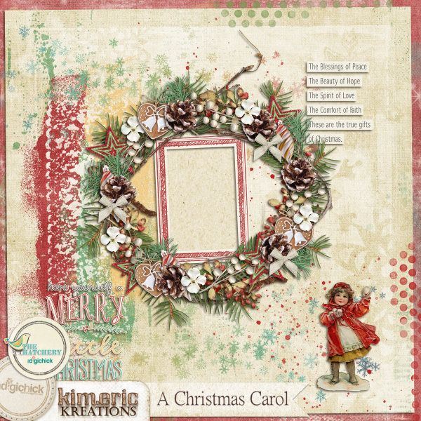 1000 Images About A Christmas Carol On Pinterest: FREE Kimeric Kreations: A Christmas Carol Quick Page