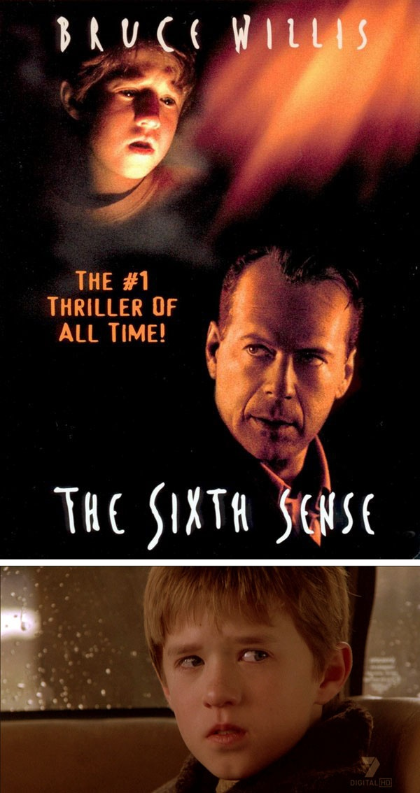 A movie analysis of the sixth sense by m night shayamalan