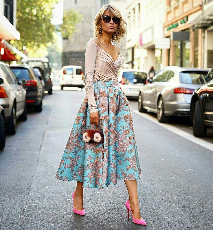 Gosto Disto! | Ideias fashion, Moda para gordinhas, Saias