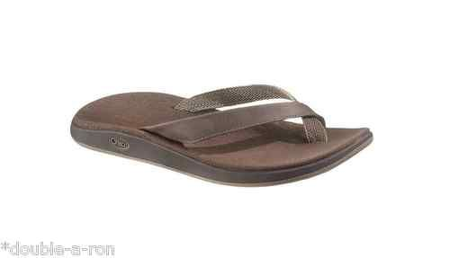 NEW #Womens #Chaco Mitchell #Chocolate #Brown #FlipFlop #Shoes Size 7 ON SALE Straps $55.94