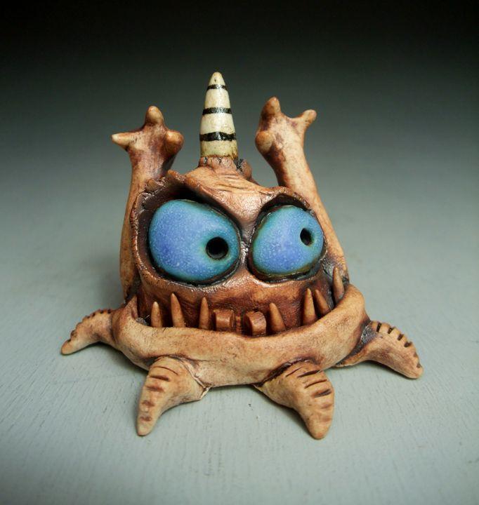 Best 25 Ceramic Monsters Ideas On Pinterest