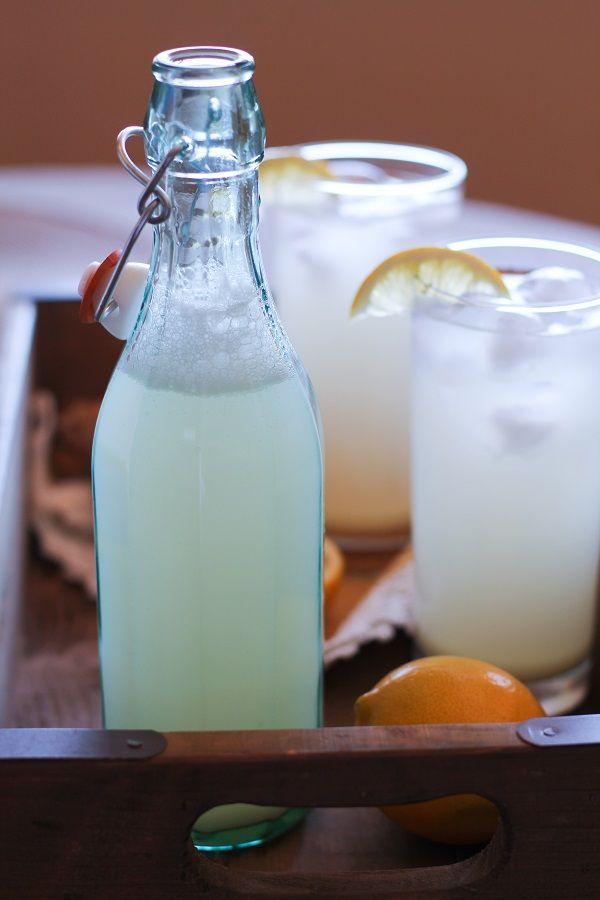 How to make ginger beer. Mmm... I love ginger.