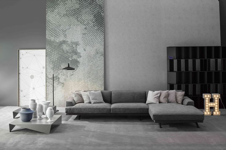 """The """"gritty"""" business man directs a leading design studio. Before moving to Milan, he lived for many years in Berlin, and this has guided his preferences in terms of living to a metropolitan style. Here are some ideas for decorating with this style. #bonaldo #adv #milan #metropolitan #gritty"""