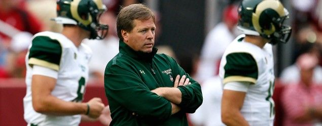 Colorado State stands up to Florida power play. (Getty Images) The Gators try to strong-arm the Rams in their push to hire Jim McElwain and end up paying for their arrogance. Pat Forde explains