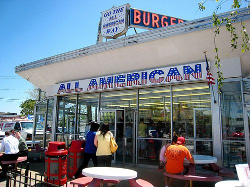 All American, Massapequa, NY., BEST BURGERS BY FAR!Burgers Jointed, Real Long, Long Islands, New York, American Burgers, Food Recipe