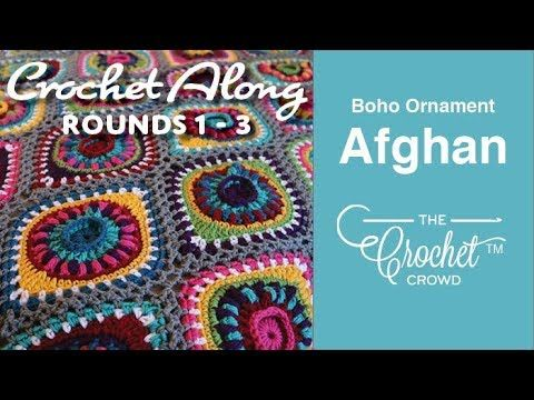 Crochet Christmas Afghan + Tutorials | Crochet Ideas | Crochet