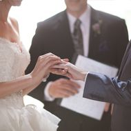 """Traditional Wedding Vows From Various Religions  I am my beloved's, and my beloved is mine."""""""