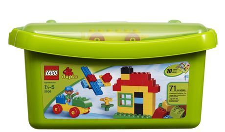 LEGO ® DUPLO® Large Brick Box (5506) | Walmart.ca