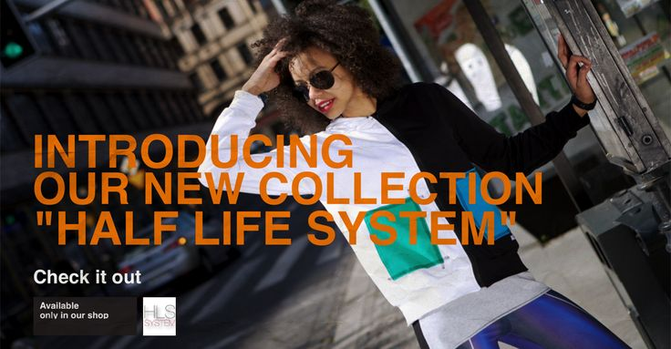 Halflife system - New collection