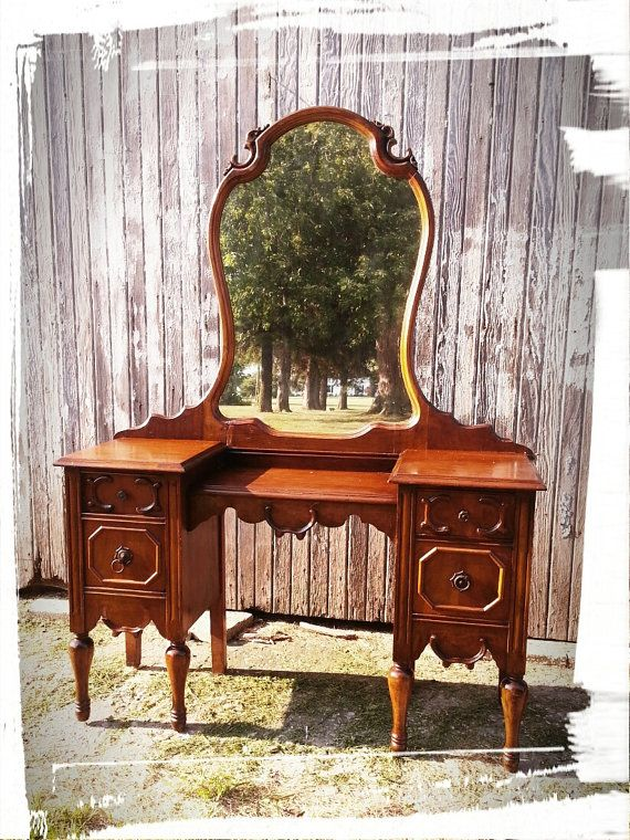 Top 30 Ideas About Antique Make Up Vanity On Pinterest Shabby Chic Vanities And Dressing Tables