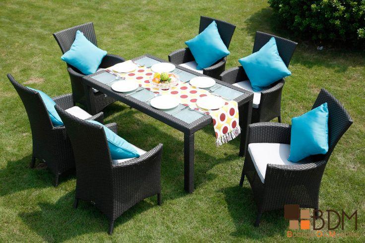 Comedor para jardín / muebles para exterior / terraza / deco www ...