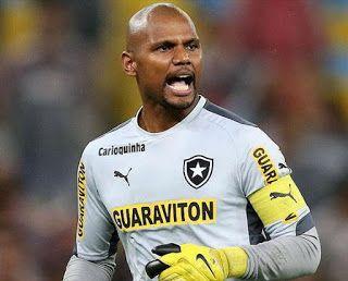 Blog Esportivo do Suíço: Goleiro Jefferson mira Botafogo na Libertadores e volta à seleção brasileira