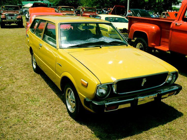 1977 Corolla Wagon