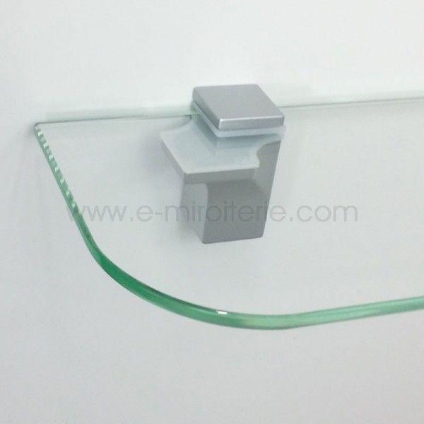 Pi ce pour tag re en verre roman tag res en verre sur mesure pinterest - Etagere en verre sur mesure castorama ...