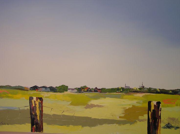 landscape by Cock van der Eng