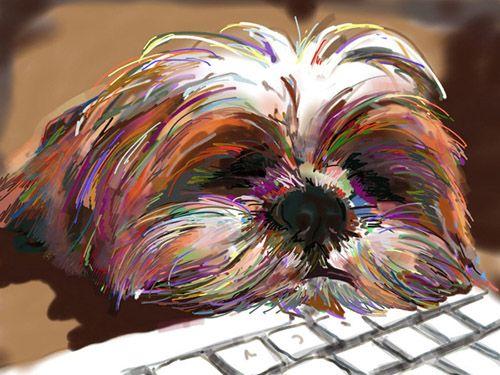Computers can be boring -  http://www.thesunthemoonthestarsandmaya.com/2013/07/computers-are-boring-rich-okun/