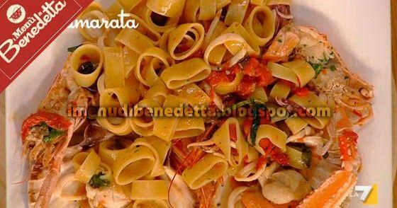 Calamarata | la ricetta di Benedetta Parodi
