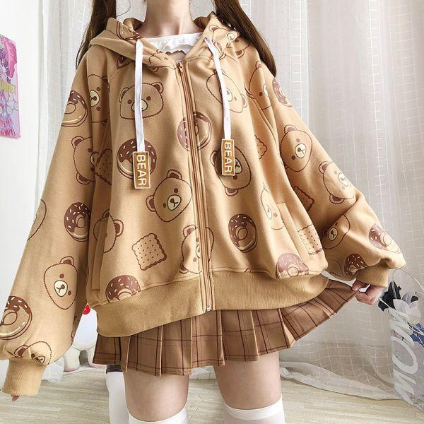 Harajuku Fashion, Kawaii Fashion, Lolita Fashion, Cute Fashion, Look Fashion, Korean Fashion, Girl Fashion, Harajuku Clothing, Harajuku Style