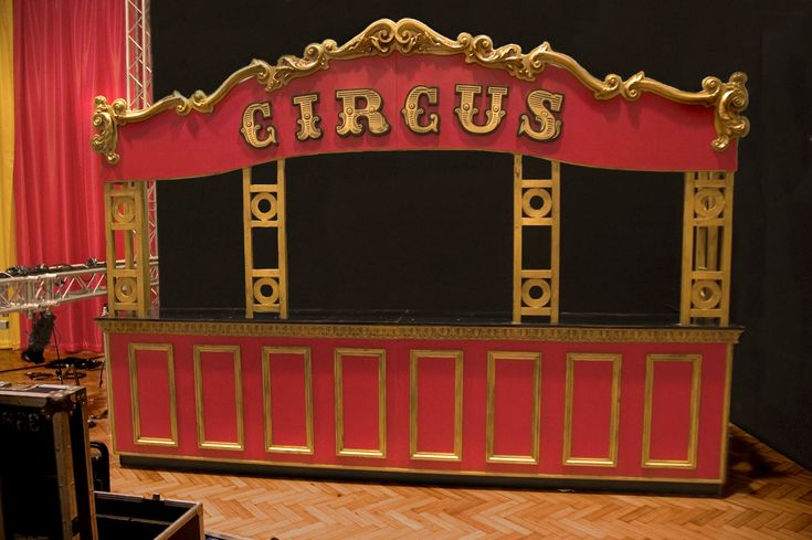 Plunge Productions :- Circus Party – Roll Up Roll Up!
