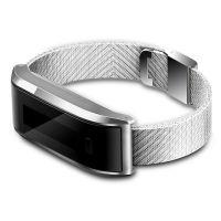 Watch-Discounter - Smart horloge zilver voor Iphone en Android