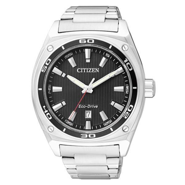 Citizen Uhr Nr. AW1040-56E. Machen Sie ein unvergessliches Geschenk und schenken Sie diese Uhr mit einer persönlichen Gravur.
