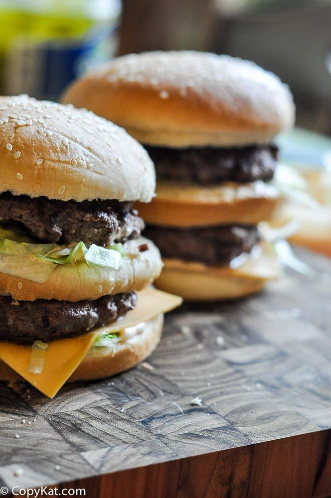 Make this McDonald's Big Mac at home with this CopyKat recipe