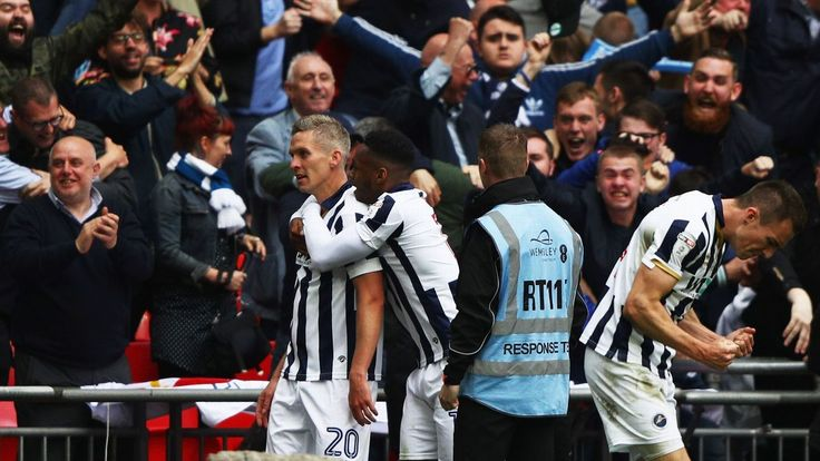 Millwall reach Championship with late playoff win over Bradford