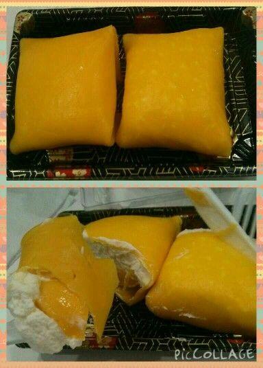 Mango pancake at Mango Mango