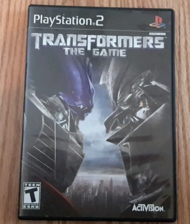 Transformers: The Game (Sony PlayStation 2, 2007) 47875819757   eBay