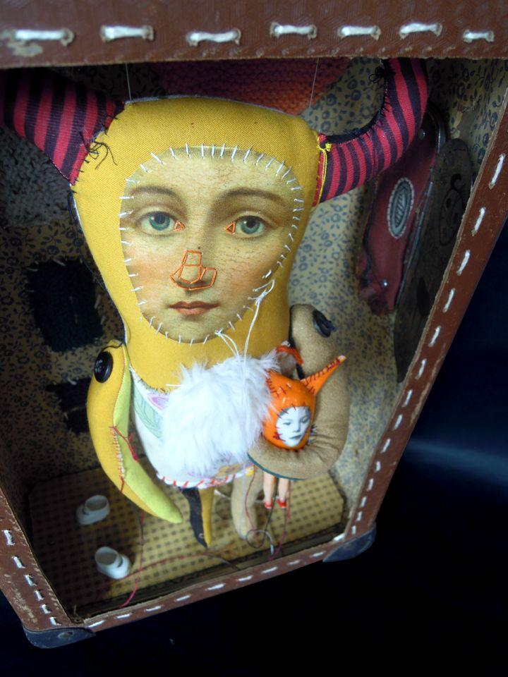 les petites boites | Cecile PERRA plasticienne: cecile.perra@wanadoo.fr