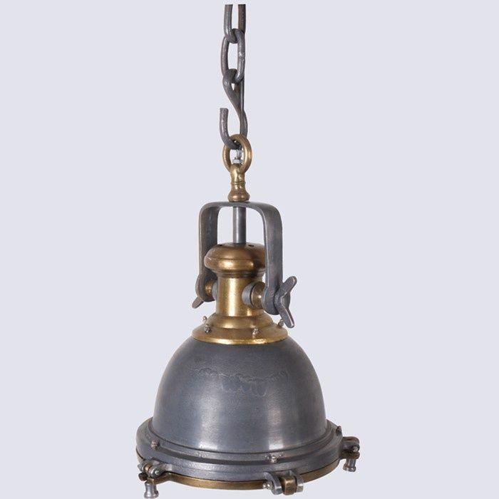 Landelijke industriele lamp, 32 cm doornsnee, nr. 11.31.38
