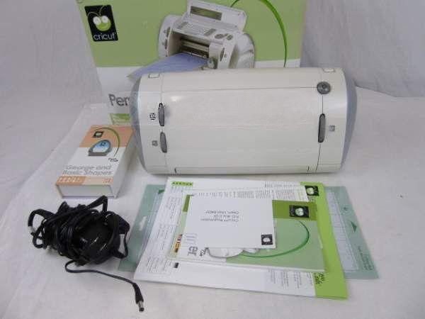 Provo Craft Cricut Personal Electronic Cutter. Model 8103-0009. #Cricut