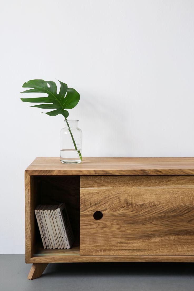 Oak Sideboard by NUTSANDWOODS