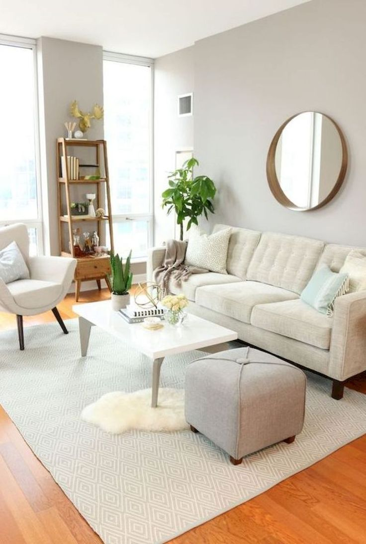 04 small apartment living room decor ideas