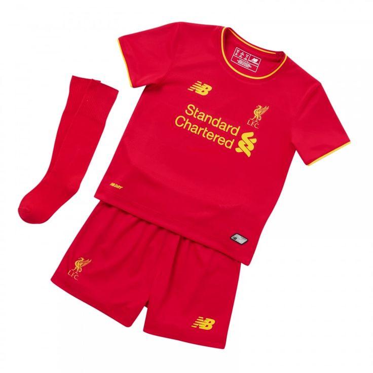 New Balance Liverpool Home Infant Kit 2016/2017
